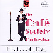 Cafe Society Ochestra: Cafe Society Orchestra