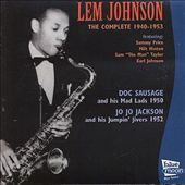 Lem Johnson: Complete 1940-1953