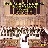 Music for an Abbey's Year IV - Ives, Wesley, et al / King