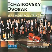 Serenades for Strings - Tchaikovsky, Dvorak / Fiedler, et al