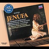 The Originals - Janacek: Jenufa, etc / Mackerras, et al