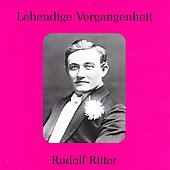 Lebendige Vergangenheit - Rudolf Ritter