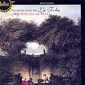 Marais: La Folia, etc / Purcell Quartet