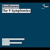 Beethoven: Complete Symphonies / Kuhn, Haydn Orchestra