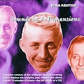 Stan Kenton: Sounds in 3-Dimensions