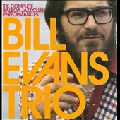 Bill Evans (Piano): Complete Balboa Jazz Club