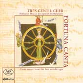 Tres Gentil Cuer - Court Music Middle Ages