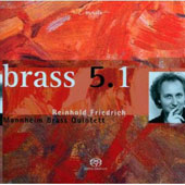 Brass 5.1 [Hybrid SACD]