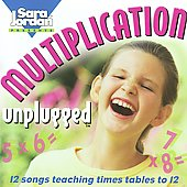Sara Jordan: Multiplication Unplugged