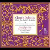 Claude Debussy: Music for the Prix de Rome