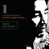 Smokey Robinson: The Solo Albums, Vol. 1 [Digipak]