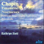 Chopin: Favourite Nocturnes / Kathryn Scott