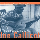 Mississippi Joe Callicott: Ain't a Gonna Lie to You