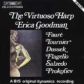 The Virtuoso Harp / Erika Goodman