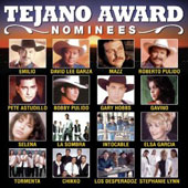 Various Artists: Tejano Award Nominees