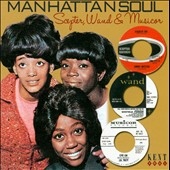 Various Artists: Manhattan Soul: Scepter, Wand and Musicor