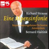 Richard Strauss: Eine Alpensinfonie / Haitink