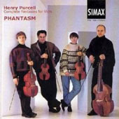 Henry Purcell: Complete Fantasies For Viols