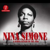 Nina Simone: The  Absolutely Essential 3CD Collection [Digipak]