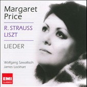 Richard Strauss, Liszt: Lieder / Margaret Price, Sawallisch