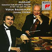 Mozart: Violin Sonatas K 302, 303, etc / Stern, Bronfman