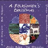 Various Artists: A Folksinger's Christmas