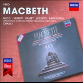 Verdi: Macbeth / Nucci, Verrett, Ramey, Luchetti, Barasorda