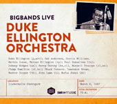 Duke Ellington Orchestra: Live Liederhalle, Stuttgart March 1967 [Digipak]