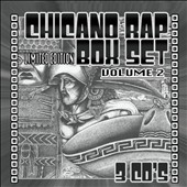 Various Artists: Chicano Rap Box Set, Vol. 2 [Box] [PA]