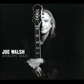 Joe Walsh (Guitar): Analog Man [Digipak]