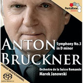 Anton Bruckner: Symphony No. 3 / Marek Janowski