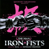 Howard Drossin/RZA: The Man with the Iron Fists [Original Score] [PA]