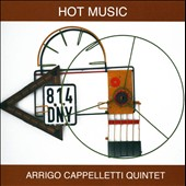 Arrigo Cappelletti Quintet: Hot Music