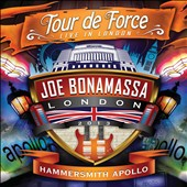 Joe Bonamassa: Tour de Force: Live in London - Hammersmith Apollo [Blu-Ray]