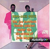 Joe Harriott/John Mayer (Adult Alternative): Indo Jazz Suite [Limited Edition] [Remastered] *