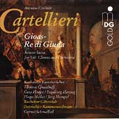 Cartellieri: Gioas Re di Giuda / Katharina Kammerloher, Thomas Quasthoff