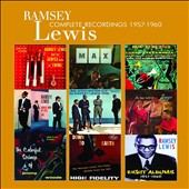 Ramsey Lewis: Complete Recordings: 1957-1960 [Box] *