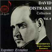 Legendary Treasures - David Oistrakh Collection Vol 4