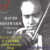 Legendary Treasures - David Oistrakh Collection Vol 5
