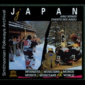 Various Artists: Japan: Ainu Songs (Chants Des Ainou) [Slipcase]