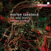Morton Subotnick (b. 1933) : The Wild Beasts, After the Butterfly