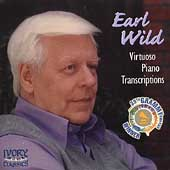 Romantic Master - Virtuoso Piano Transcriptions / Earl Wild
