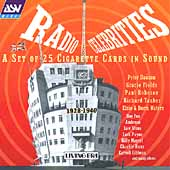 Various Artists: Radio Celebrities