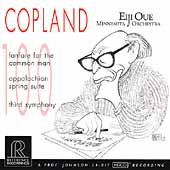 Copland 100 / Eiji Oue, Minnesota Orchestra