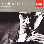 Rostropovich - The Russian Years - Prokofiev, Taneiev, et al