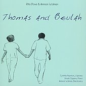 Wolman, Dove: Thomas and Beulah / Hayman, Oppens, Wolman