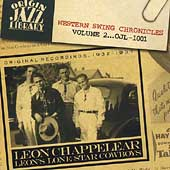 Leon Chappel: Western Swing Chronicles, Vol. 2 *