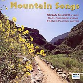 Beaser: Mountain Songs, etc / Glaser, Paulnack, Platino