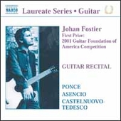 Laureate Series, Guitar - Johan Fostier