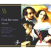 Mozart: Cos&igrave; Fan Tutte / B&ouml;hm, Janowitz, Schreier, et al